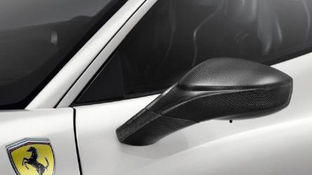 フェラーリ・458 イタリア エアロパーツ 純正パーツ カーボンパーツ