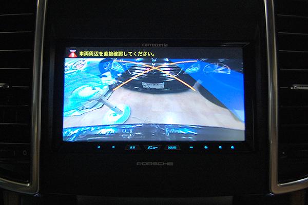 ポルシェ・カイエン ナビ取り付けセット