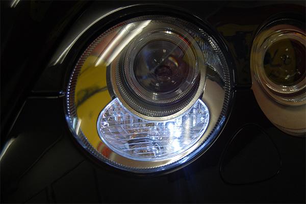 ベントレー・コンチネンタルGTC LEDポジション灯(スモール灯)