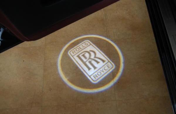 ロールスロイス LED アンダースポット カーテシ ライト