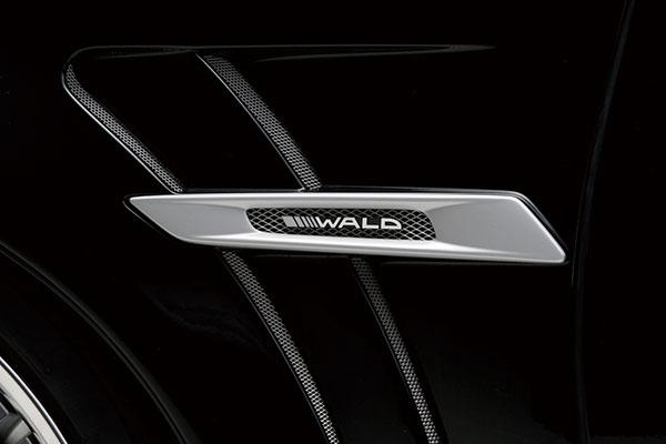 レクサス LS WALD エアロ パーツ