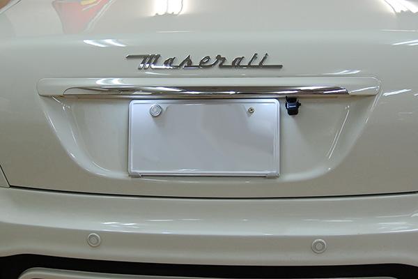 マセラティ・クワトロポルテ LEDナンバー灯(ライセンス灯)