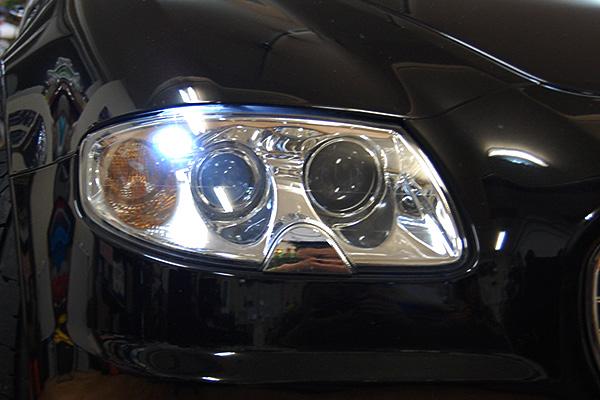 マセラティ・クワトロポルテ LEDポジション灯(スモール灯)