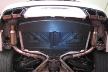 MIRACLE(ミラクル)AMG SL350 可変エキゾースト