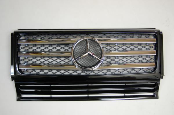Gクラス W463 ゲレンデ 13y g55 スタイル グリル
