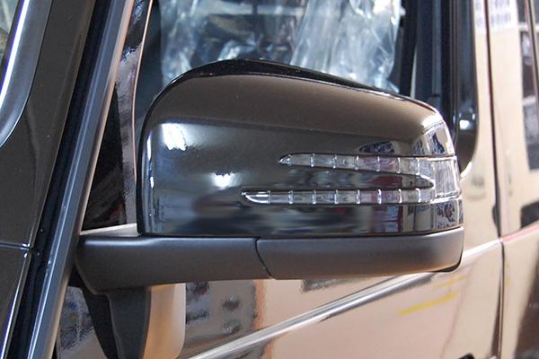 Gクラス W463 ゲレンデ ミラー