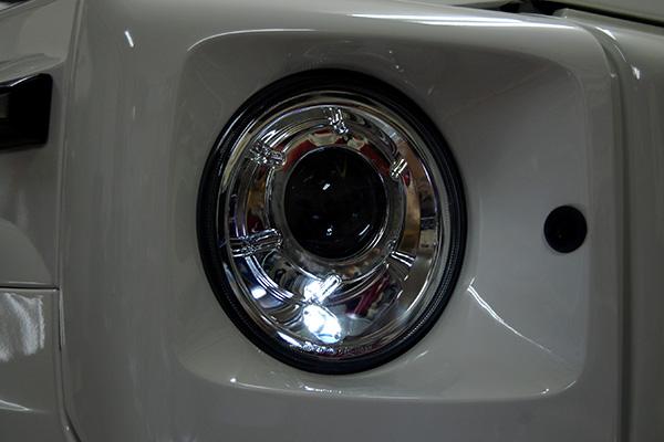 Gクラス W463 ゲレンデ LEDポジション灯(スモール灯)