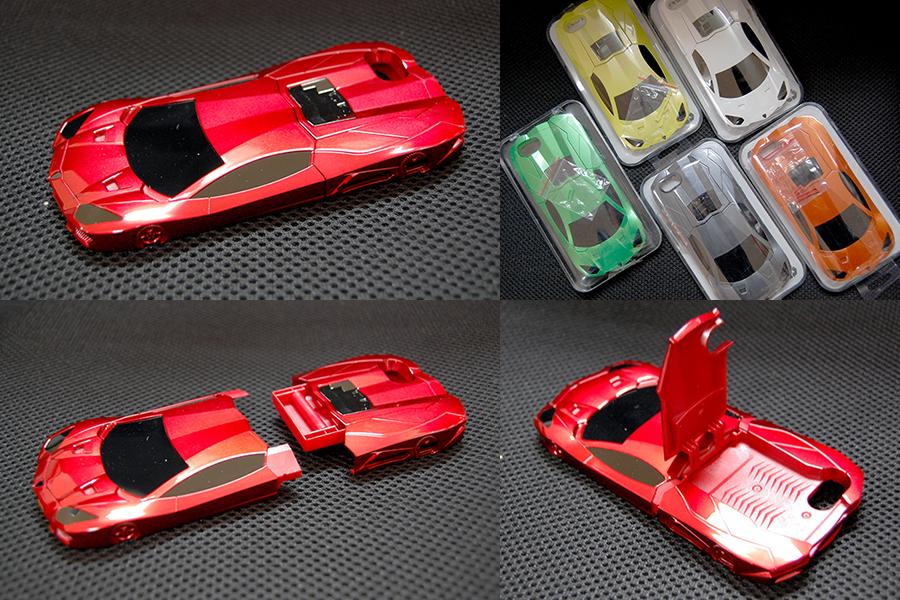 スーパーカー型 iPhone6/6S用ケース