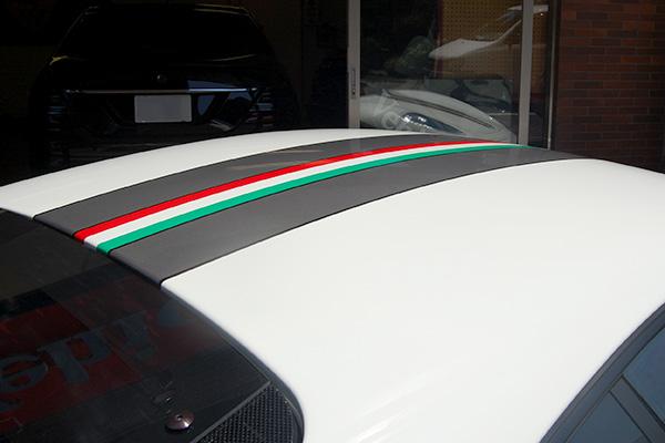 ラッピング・ボディステッカー加工 ベンツ、ベントレー、フェラーリ、ランボルギーニ 輸入車の販売、下取り、カスタム